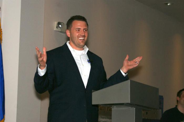 Jake Duesenberg (Photo Courtesy of NMTPP)