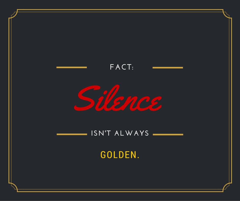 speech is silver but silence is golden essay neediness librarian ga speech is silver but silence is golden essay