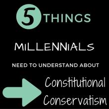 Five Things Millennials