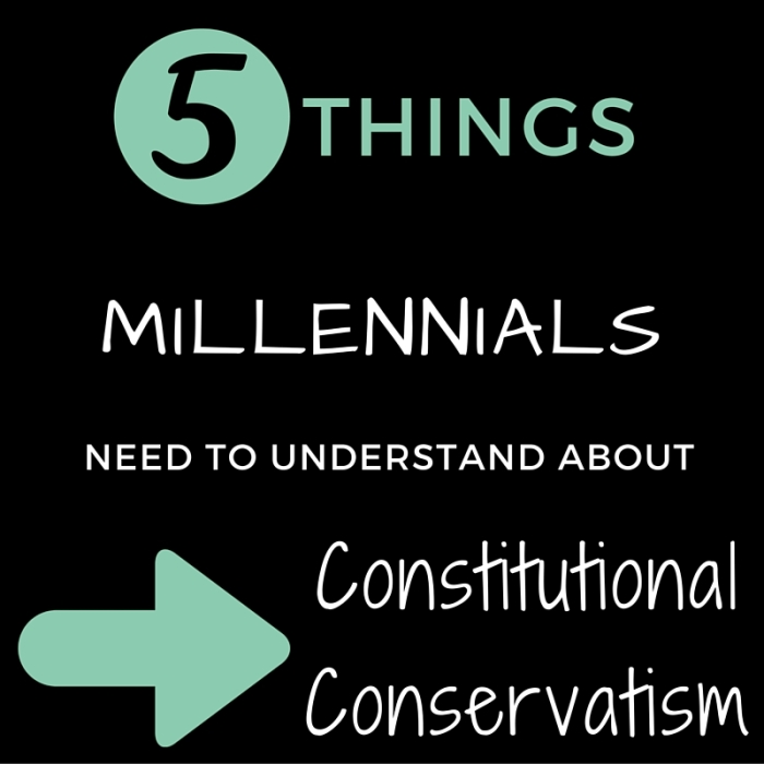 Five Things Millennials
